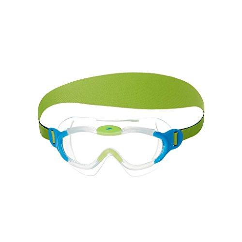 Speedo Unisex - Kinder Schwimmbrille Junior Sea Squad