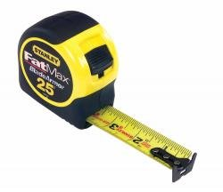 Stanley 33-725 25-Feet FatMax Tape Measure photo