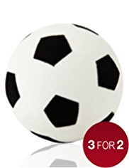Football Design Bouncy Ball