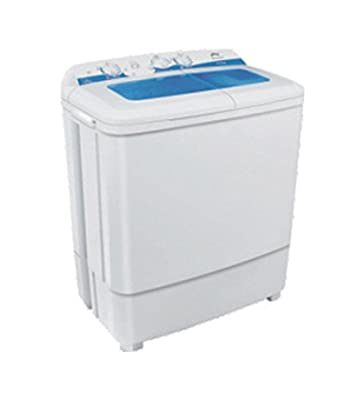 Godrej GWS6203PPD Semi-Automatic Washing Machine (6.2 Kg, White)