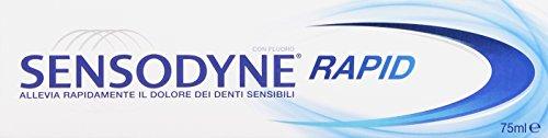 Sensodyne - Dentifricio per Denti Sensibili, con Fluoro - 75 ml