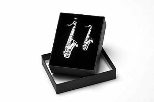Saxophon-Keyring-Abzeichen-Geschenk-Set-entworfen-von-musiker-FR-Musiker