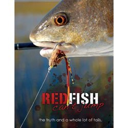 Redfish Can't Jump - The Truth and a Whole Lot of Tails by Luke Pearson, Seth Vernon & Josh Eddings (North Carolina Red Drum Fly Fishing DVD)