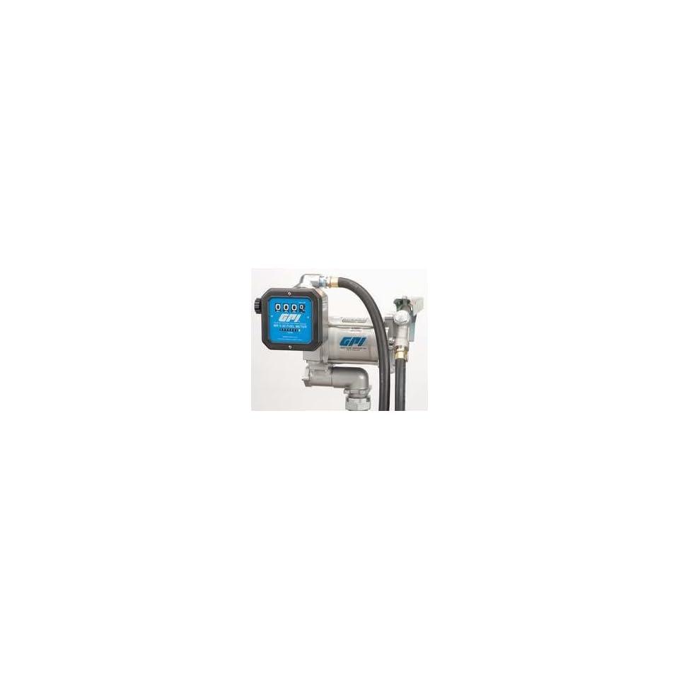 Pump,fuel Transfer,1/3 Hp,manual Nozzle GPI on PopScreen