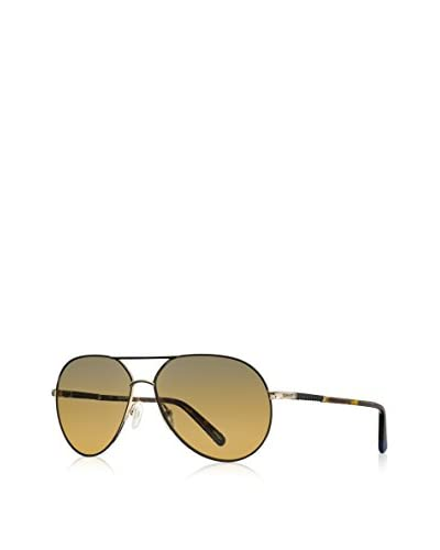 Gant Gafas de Sol Gws 8017 Blkgld-1 (60 mm) Oro