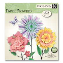 KandCompany Paper Posies Paper Crafting Pad