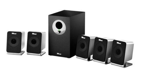Trust SoundForce Presto 5.1 Surround-Lautsprecherset