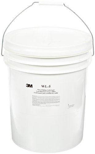 3M Wire Pulling Lubricant Gel WL, 5 Gallons (Pack of 1) (Wire Pulling Gel compare prices)