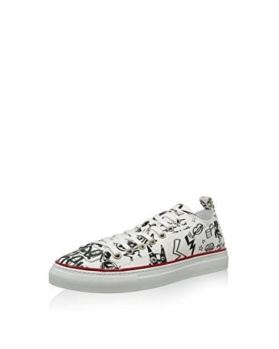 Dsquared2 Sneaker schwarz/weiß