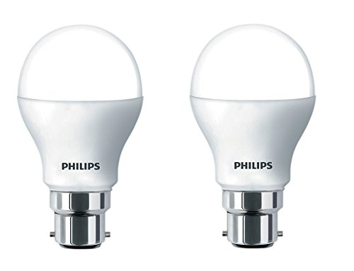 Stellar Bright 10.5W LED Bulbs (Cool Day Light, Pack of 2)