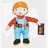 Bob the Builder Plush Doll - 20cm Bob The Builder Soft Plush Doll Toy