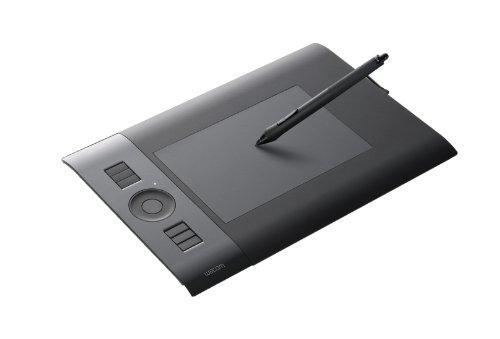 【Amazonの商品情報へ】Wacom プロフェッショナルペンタブレット Sサイズ Photoshop Elements&Painter Essentials付属  Intuos4 PTK-440/K2