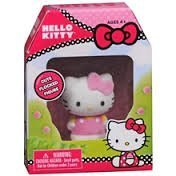 Hello Kitty Cute Flocked Figure