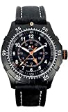 H3 TACTICAL Commander Zulu Leather Men's watch #H3.312271.11