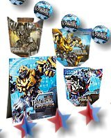 Transformers Party-time Decoration Kit