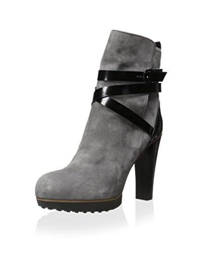 Tod's Women's Platform Bootie  [Grey]