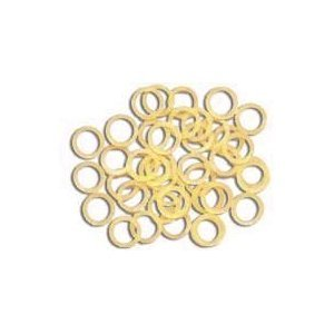 100 pack Orthodontic Elastics Bands 1 4 Inch diameter Great for Dreadlocks Braids Top knots