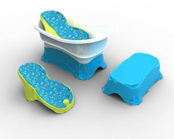 Summer Infant Right Height Center Tub Макар Герасимовga