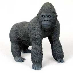Gorilla figurine toys games - Gorilla figurines ...