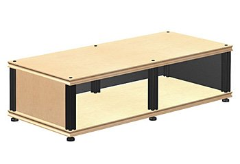 Synergy System Model 121 In Maple With Black Poles
