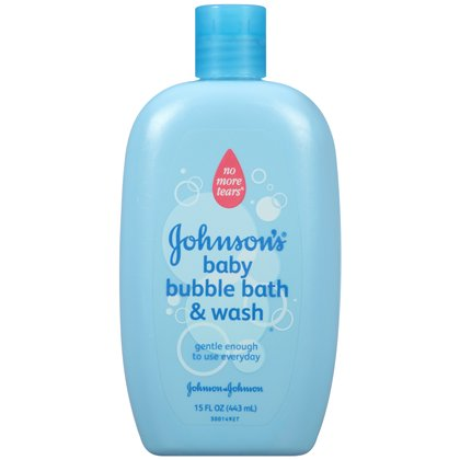 Johnson's Baby Bubble Bath , 15 Ounce (Pack of 2)