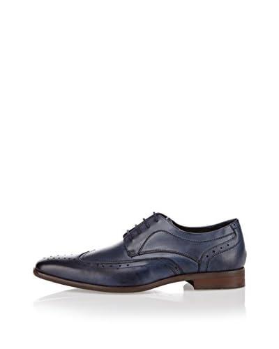 Azor La Mode Zapatos derby Azul