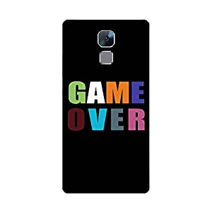 Digi Fashion Designer Back Cover with direct 3D sublimation printing for Huawei Honor 7
