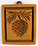Anis-Paradies Pine Cone Springerle Cookie Mold