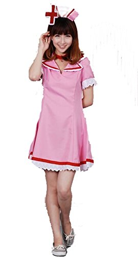 LifeShoppingMall Vocaloid Hatsune Miku Anime Japanese Nurse Cosplay Costume