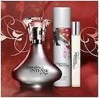 Outspoken Intense by Fergie from Avon - Set of 4 Great Items Eau De Perfume, Body Spray, Purse Spray and Cosmetic Bag Great Gift for Women Girlfriend Wife for Christmas