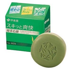 伊藤園 スキット爽快緑茶石鹸