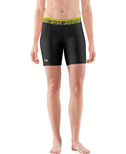 Under Armour Ladies MPZ® Strike Zone Shorts by Under Armour