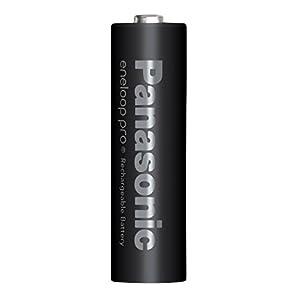 パナソニック eneloop pro 単3形充電池 8本パック 大容量モデル BK-3HCD/8