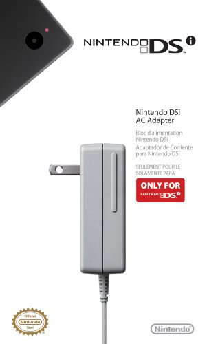 Nintendo Ac Adapter - Compatible With 3Ds, 3Ds Xl, Dsi, Dsi Xl And 2Ds Systems