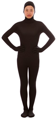Seeksmile-Unisex-Face-Open-Second-Skin-Lycra-Spandex-Zentai-Full-Body-Suit