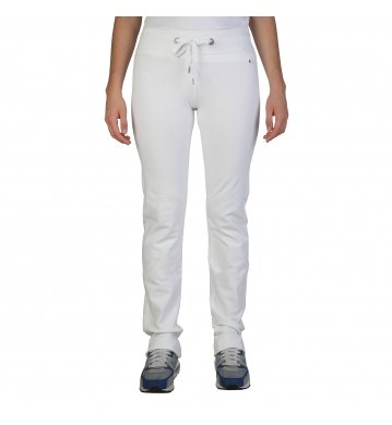 Champion -  Pantaloni sportivi  - Donna bianco X-Large