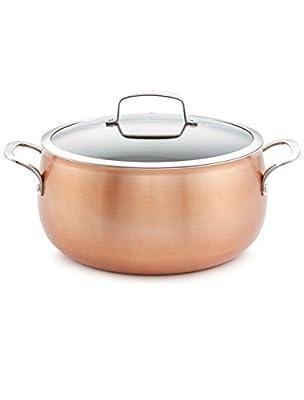 Belgique Copper Translucent 7.5 Qt Dutch Oven