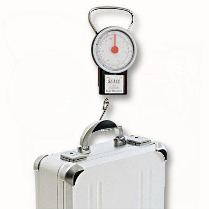 Kofferwaage Gepäckwaage bis 32 kg Hängewaage Handwaage Paketwaage Koffer Gepäck Waage Federwaage Zugwaage