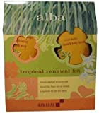 Alba Botanica Hawaiian Tropical Renewal Kit