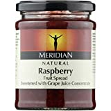 Meridian Natural Raspberry Fruit Spread 284g - CLF-MER-10345050