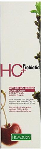 Homocrin Balsamo Naturale Nutriente Per Capelli Secchi E Sfibrati 250ml