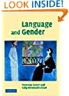 Language and Gender (Cambridge Textbooks in Linguistics)