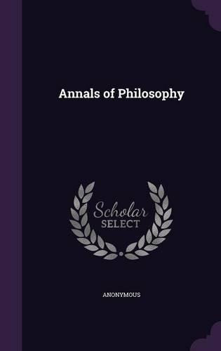 Annals of Philosophy