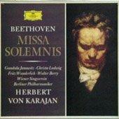 【※CDではありません】ベートーヴェン:ミサ・ソレムニスOp.123【中古LP】