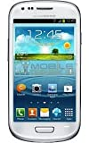 Samsung Galaxy S3 Mini (GT-i8190 / GT-I8200) factory Unlocked International Verison WHITE