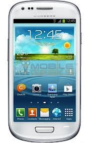 Samsung Galaxy S3 Mini GT-i8190 factory Unlocked International Verison WHITE