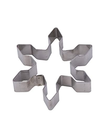 MIU France Heavy Weight Cookie Cutter Snowflake