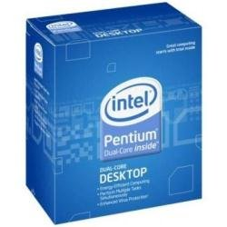 Intel Pentium Dual-Core E5800 3.2 GHz Processor with Socket 775, L2 2MB, Wolfdale, 45nm