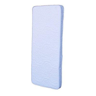 "Colgate Bassinet Mattress Foam Pad with Waterproof White Quilted Cover, Rectangular, 15"" x 30"" x 2"""