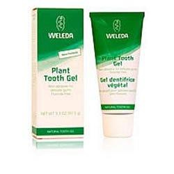 Dental Care-Plant Gel Toothpaste - 2.7 oz. -